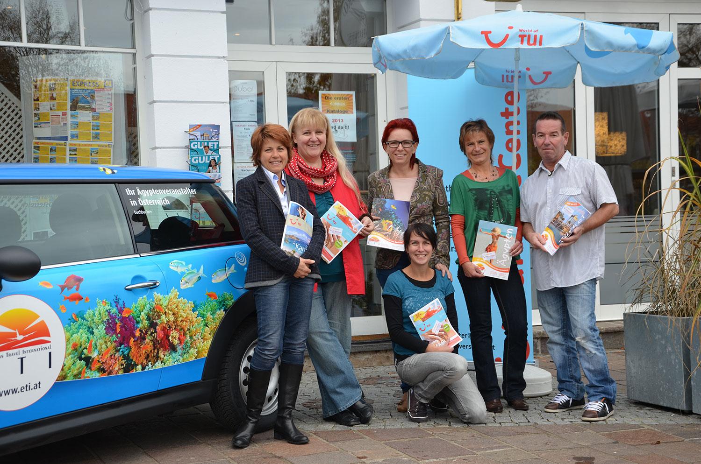 Das Team - Reisebüro Werschitz
